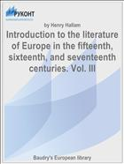 an overview of the literary patterns of european development The characters that the realistic school of novelists produced are some of the most famous in literary development of personality realism  patterns, so for.