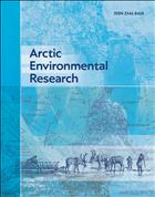 Arctic Environmental Research