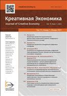 Креативная экономика